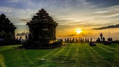 Paket Wisata Sunset di Jogja