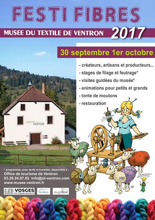 Faire et fil festi fibres les 30 09 et 1er 10 2017 ventron 88 - Office de tourisme ventron ...