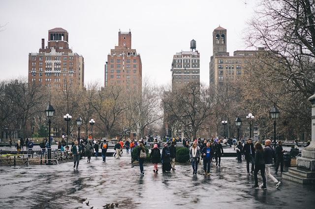 ワシントン・スクエア公園(Washington Square Park)