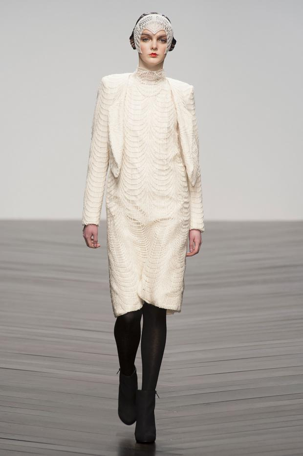 Bora Aksu Studio fall 2013 2014 fashion rtw lfw