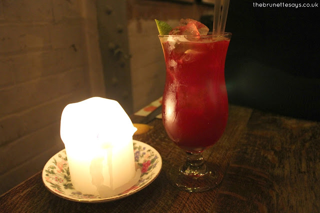 cosy club, cocktails
