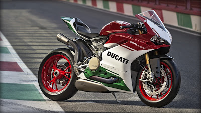 Spesifikasi Ducati 1299 Panigale R Final Edition