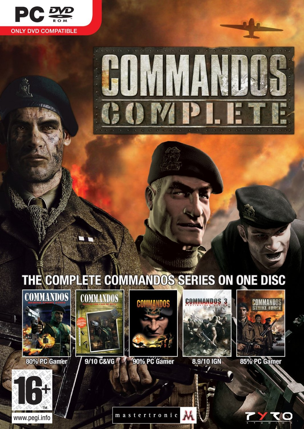 Commandos: Anthology (1998-2006)