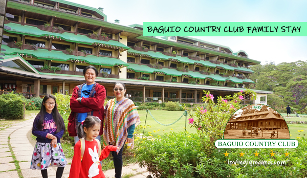 Baguio Country Club - Baguio City - Baguio City hotels - Baguio hotels - Philippines - Philippine hotels - Bacolod blogger - Bacolod mommy blogger - family vacation - family travel