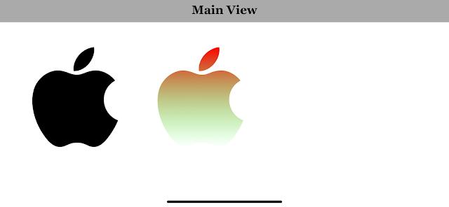 iOS Swift create UIImage in Gradient color example