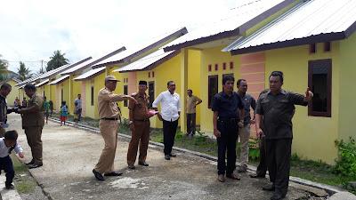 Cakka Segara Bagi 50 Unit Rumah Nelayan