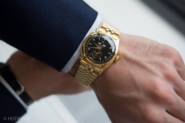 Vì sao chiếc đồng hồ Rolex của vua Bảo Đại đắt giá nhất thế giới?