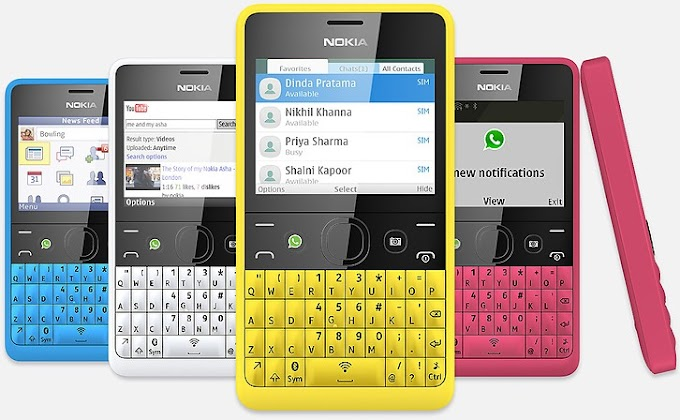Nokia Asha 210 receives major firmware update