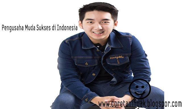 Pengusaha Muda Sukses di Indonesia (Yasa Singgih)