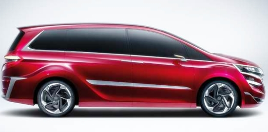 2016 Honda New Odyssey Minivan Release Date Uk