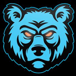 logo beruang vector