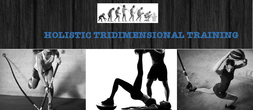 entraînement tri-dimensionnel