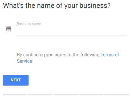 Nama Usaha Di Google Bisnisku