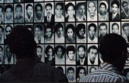 63-year-old Ethiopian man goes on trial at the Hague for ordering the execution of 75 people