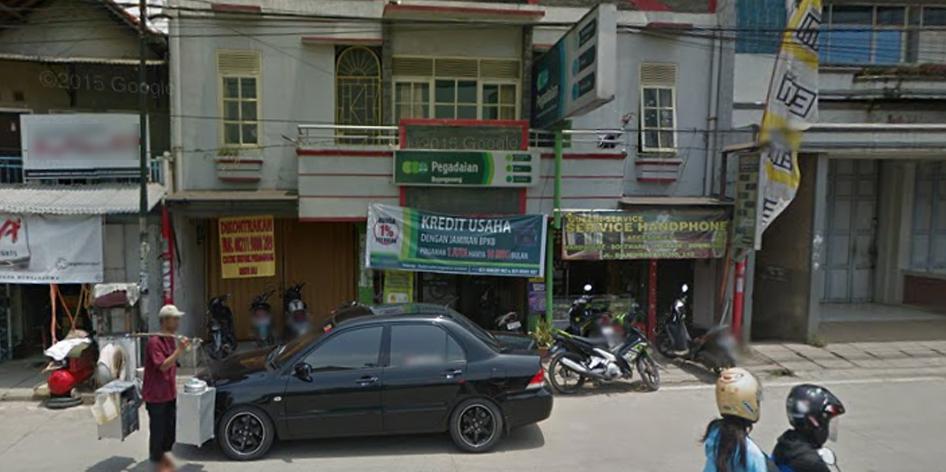 Kantor Pegadaian Jalan Bojongsoang