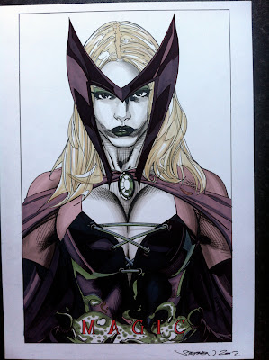 Eclectic micks dark avengers - Scarlet witch boobs ...