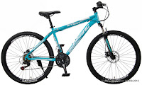 26 Inch Pacific Invert 21 Speed Mountain Bike