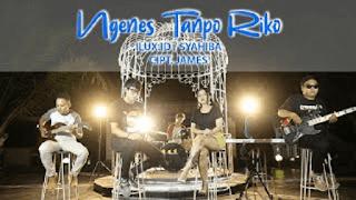 Lirik Lagu Ngenes Tanpo Riko - Syahiba feat Ilux