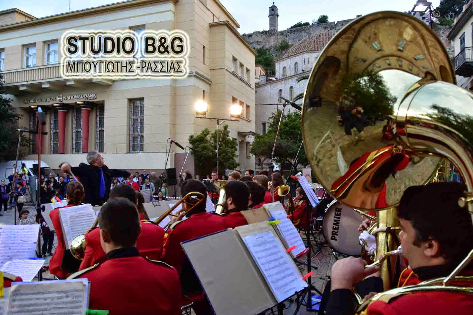 Ξεκίνησε το 1ο Band Festival στο Ναύπλιο