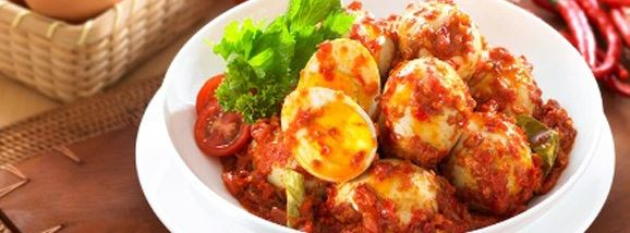 Resep Membuat Telur Bumbu Bali Yang Lezat Resep Membuat Telur Bumbu Bali Yang Lezat