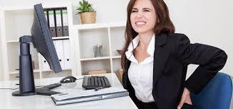 Wasir atau ambeien pada pekerja kantoran