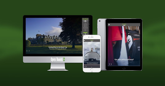 Plan B2B: Alba Golf in Fife launch dedicated golf website