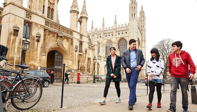 Условия проживания в общежитии Кембриджского университета