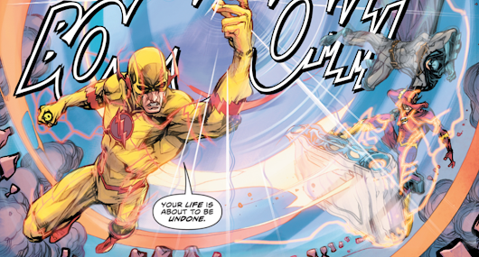 The Flash #22 Preview