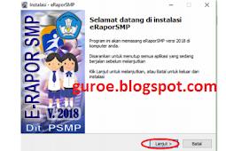 [Aplikasi] & PANDUAN E RAPOR SMP 2017 – 2018 ( [Aplikasi] RAPOR Kurikulum 2013 Resmi DIREKTORAT PSMP)