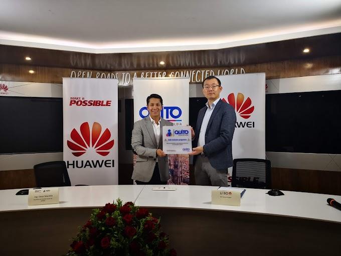 """Huawei recibió el reconocimiento """"Sello Inclusivo Progresivo"""""""