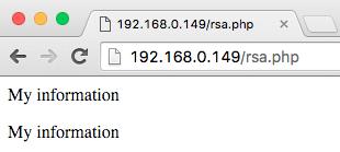 Study Raspberry Pi: Encrypt/decrypt a string with RSA public