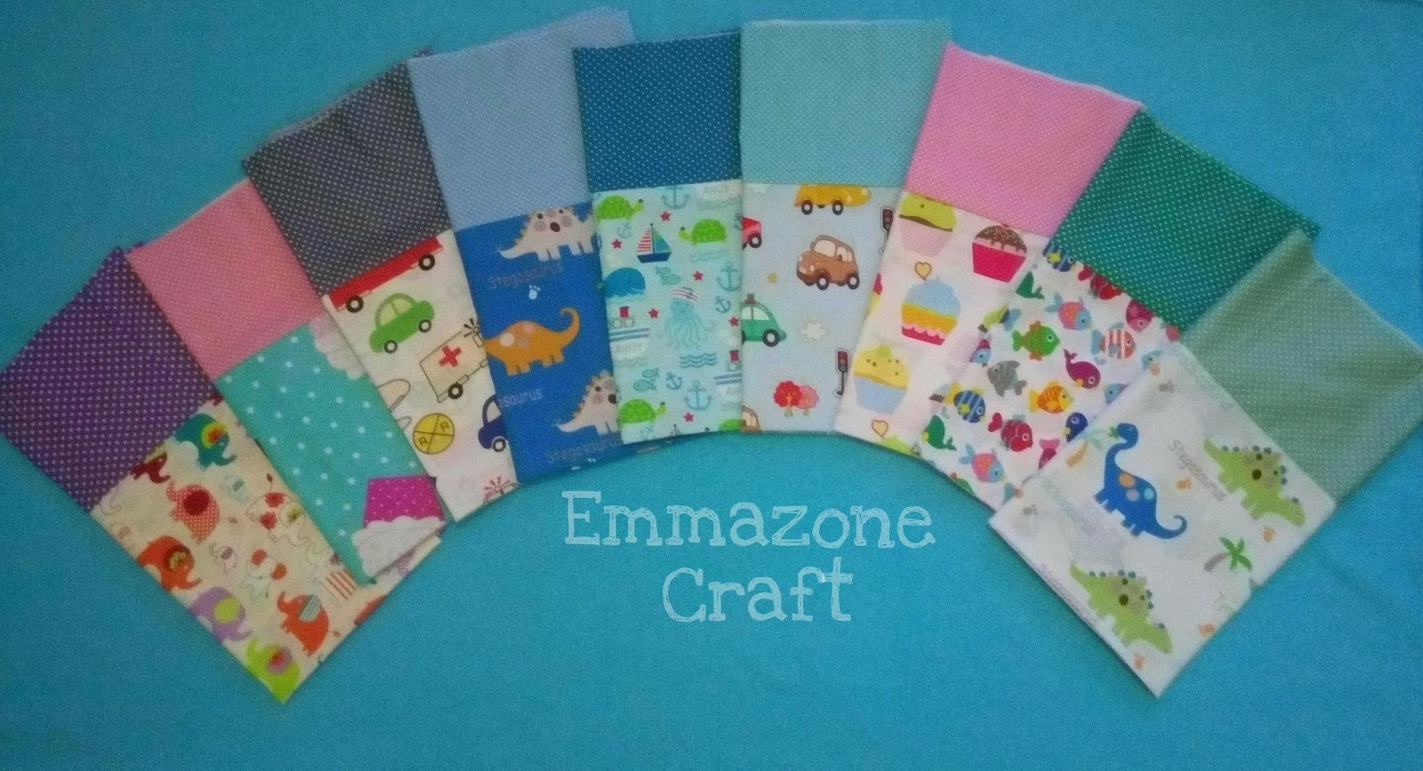 Emmazone Craft Work In Progress Baby Playmat Aneka Motif Lucu