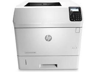 Picture HP LaserJet Enterprise M604n Printer