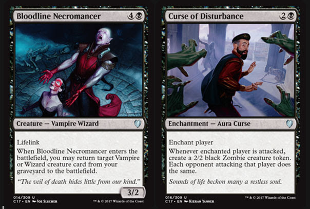 magic the gathering adventures commander 2017 review black