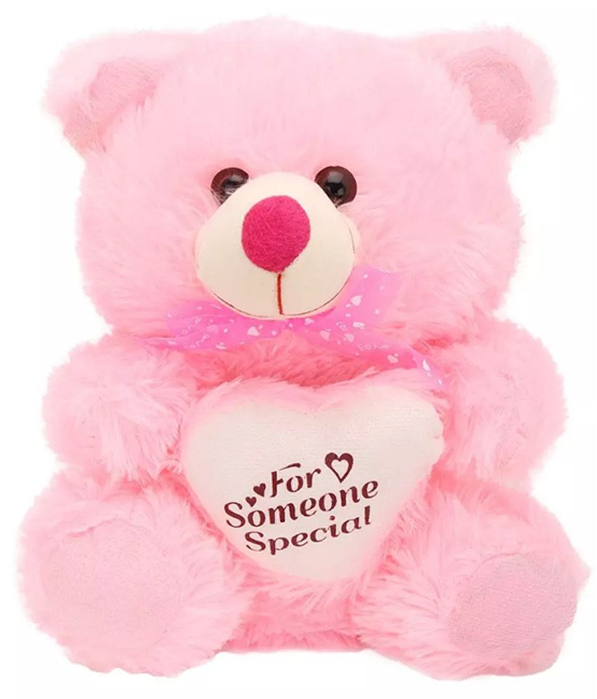 Cute Pink Teddy Bear for Someone Special