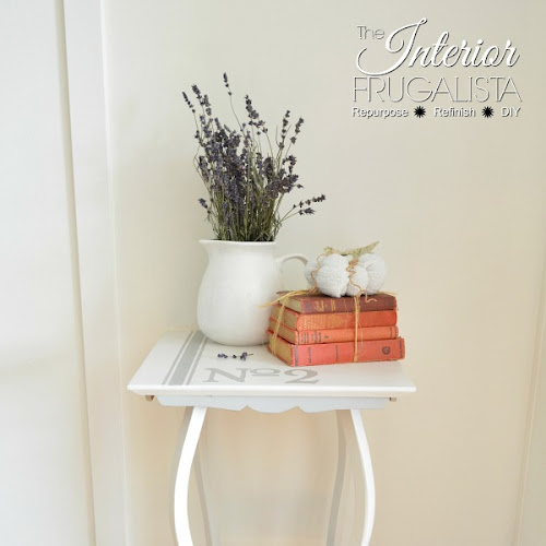 Small Antique Tiered French Tea Table