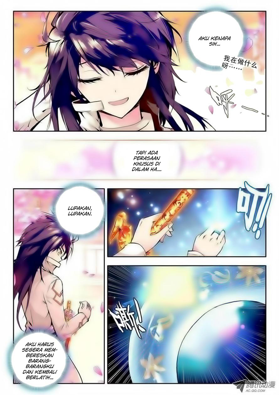 Baca Komik Shen Yin Wang Zuo Chapter 61 Komik Station