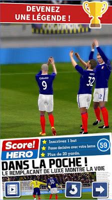 تحميل لعبة سكور هيرو Score Hero 3D اخر تحديث 2017