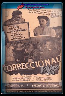 Correccional (1952)