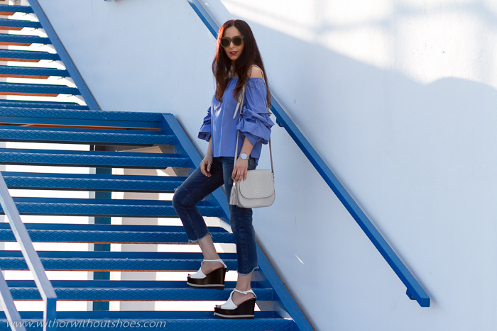ideas de looks comodos y con estilo blogger de moda mama