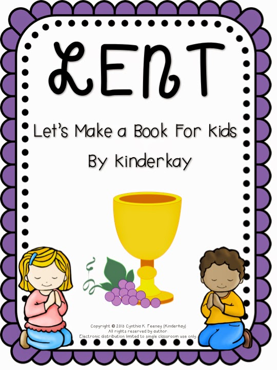 https://www.teacherspayteachers.com/Product/Lenten-Book-For-Kids-Lets-Make-a-Book-555210