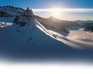 Юнгфрау: горы
