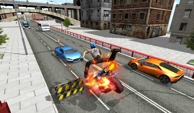 Download Moto Rivals