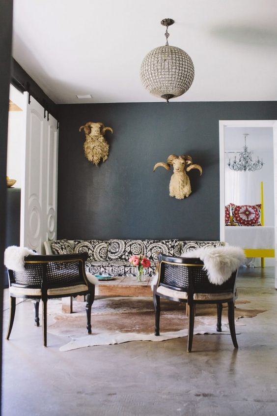 Interior crisp blog sur la d coration int rieure des visites de maisons et des id es d co la - Decoratie interieure hedendaagse trend ...
