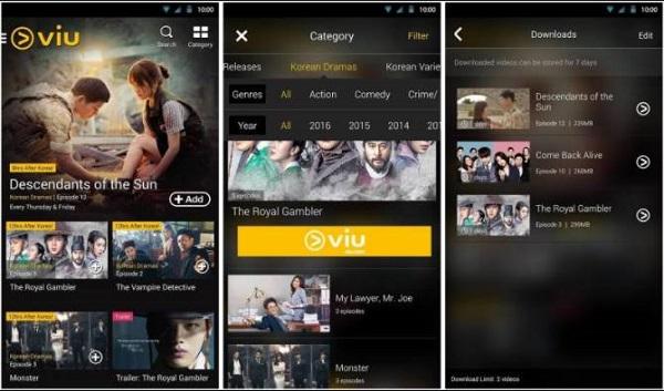 Aplikasi Download Film Terbaik Android