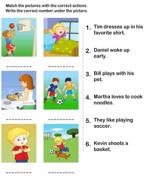 44 Gambar Materi Bahasa Inggris Lengkap Untuk Anak Anak Materi