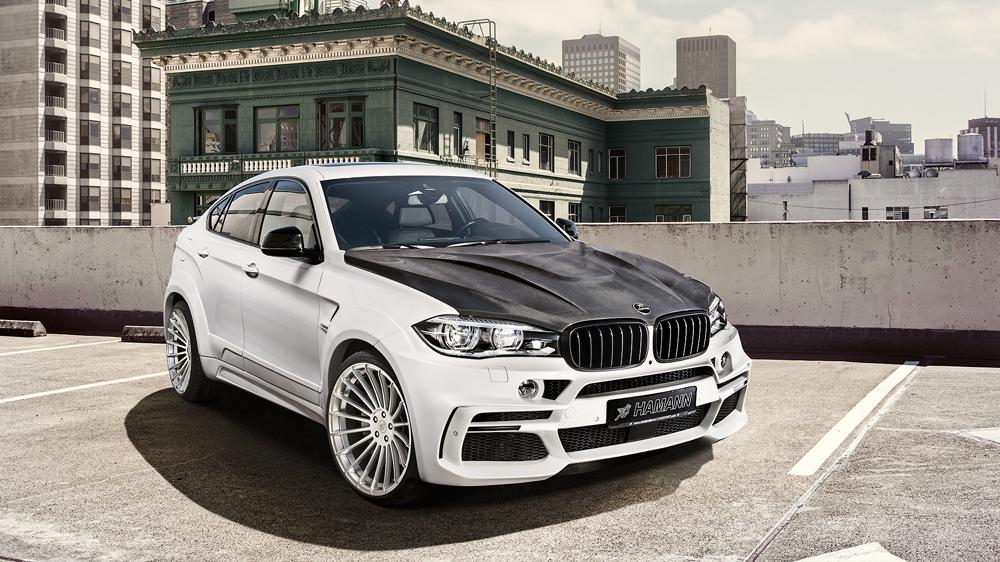 Bản độ hầm hố, mạnh mẽ và đậm chất đua của BMW X6 M50D