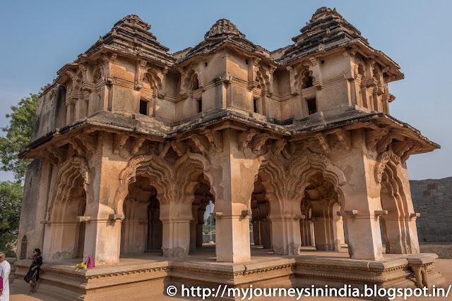 Hampi Lotus Mahal