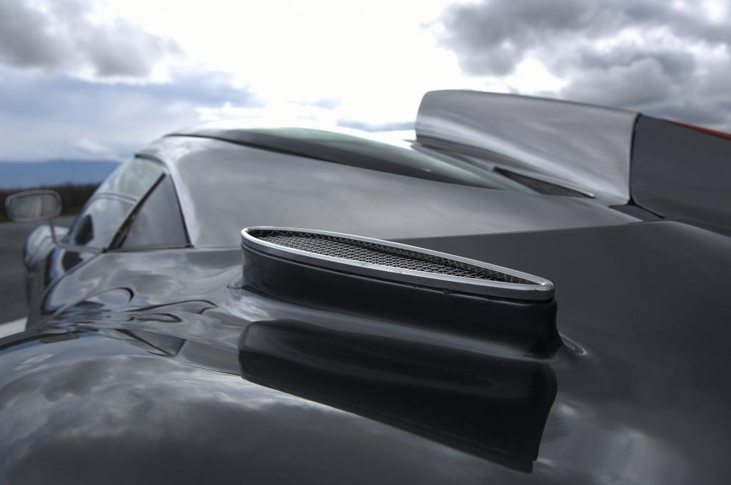 FAB WHEELS DIGEST (F.W.D.): 2008 Spyker C12 Zagato
