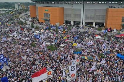 Kampanye Akbar Prabowo-Sandi di GBK akan Dihadiri 1 Juta Orang